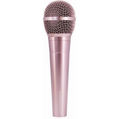 Lucky Voice Karaoke Machine - Rose Gold Mic