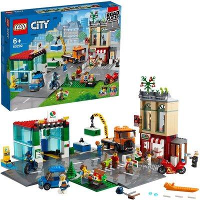 LEGO City Community Town Centre Building Set 60292