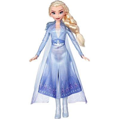 Disney Frozen 2 Elsa Fashion Doll With Long Blonde Hair and