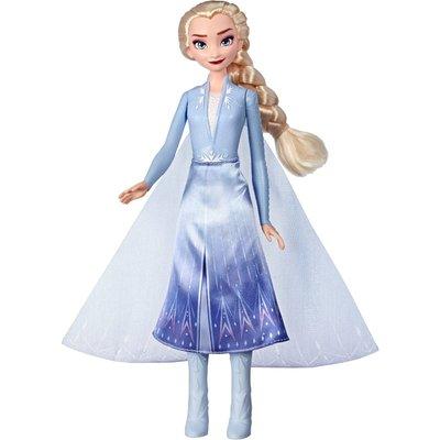 Disney Frozen 2 Elsa Magical Swirling Adventure Fashion Doll