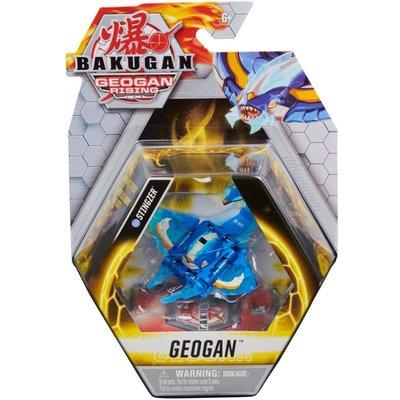 Bakugan Geogan, Geogan Rising Collectible Action Figure And Trading Cards (Styles Vary)