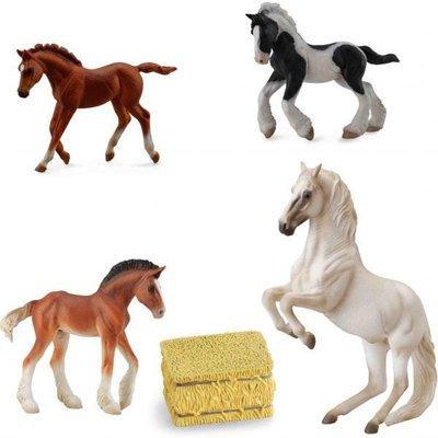 Hamleys Horse Box Set 5Pcs