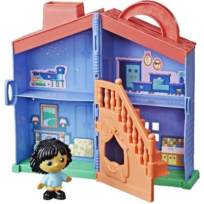 Playskool Moon and Me Take and Go Toy House