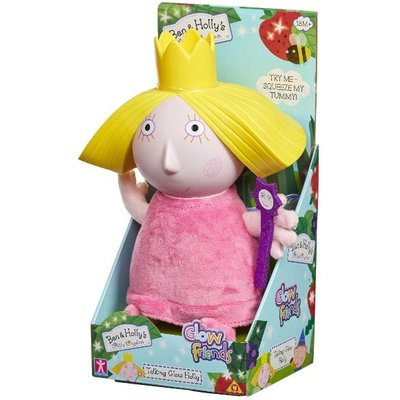 Ben And Holly Talking Glow Holly Figure
