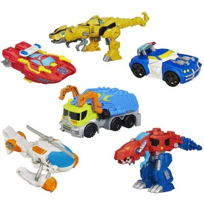 Playskool Heroes Transformers Rescue Bots Academy Rescan Assortment
