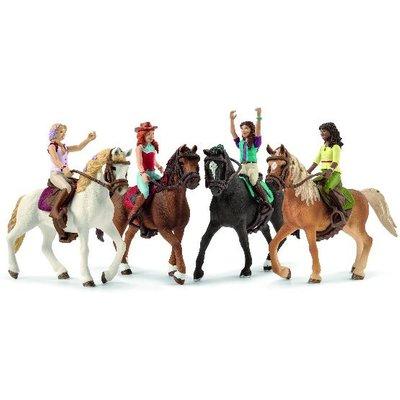 Schleich Horse Club Hannah & Cayenne
