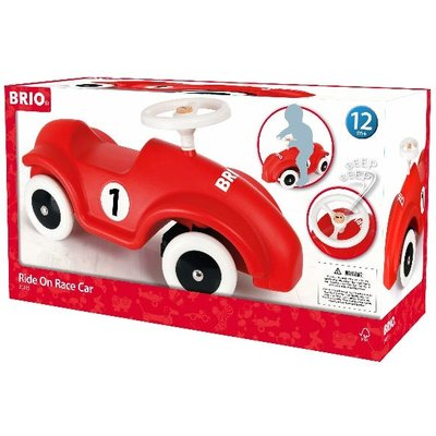 BRIO: Infant & Toddler - Ride On Race Car