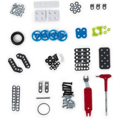 Meccano Quick Builds - S.T.E.A.M. Building Kit with Real Tools