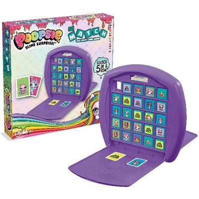 Poopsie Unicorn Match Board Game