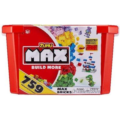 MAX Build More: Building Bricks Value Set (759 Bricks)