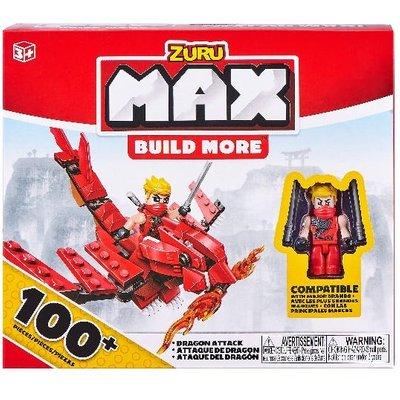 MAX Build More 100+ Piece Theme Set