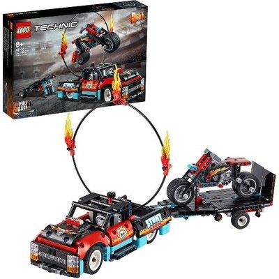 LEGO Technic 42106 Stunt Show Truck & Bike