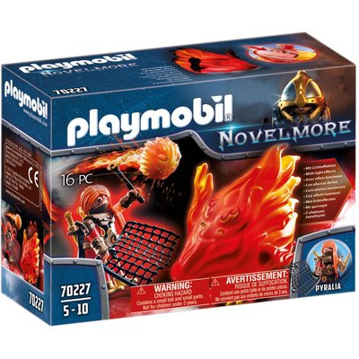 Playmobil 70227 Knights Burnham Raiders Spirit of Fire