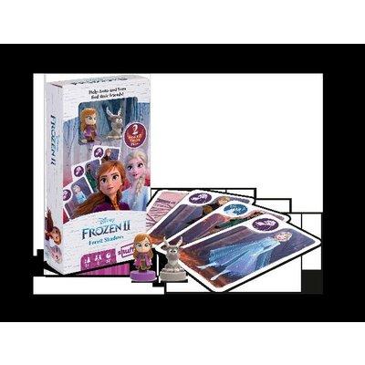 Shuffle- Frozen II Figurines Card Game