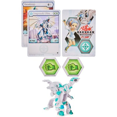 Bakugan Ultra Season 2 Armored Alliance Collectible Action Figure and Trading Card - Assortment