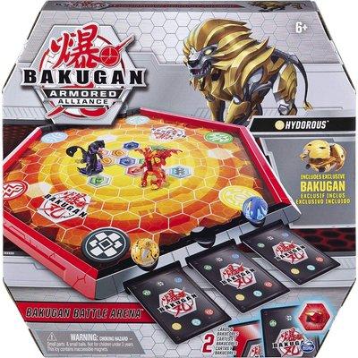 Bakugan Battle Arena Game Board with Exclusive Bakugan - Assortment