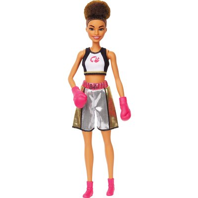 Barbie Boxer Doll