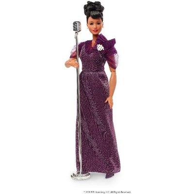 Ella Fitzgerald Barbie Inspiring Women Doll