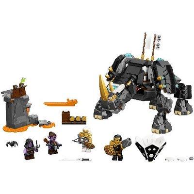 LEGO NINJAGO Zane's Mino Creature Board Game 2in1 Set 71719