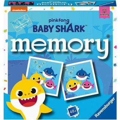 Ravensburger Baby Shark Mini Memory Game