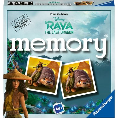 Ravensburger Disney Raya and the Last Dragon Mini Memory Game