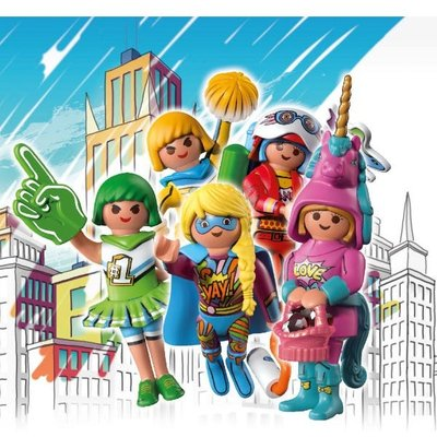Playmobil 70478 EverDreamerz Comic World - Surprise Box Series 2