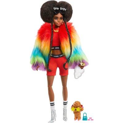 Barbie Extra Rainbow Coat