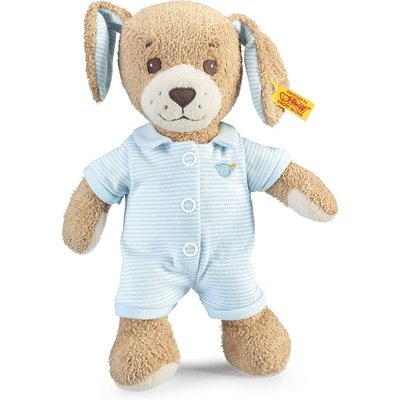 Steiff Blue Good Night Dog Soft Toy