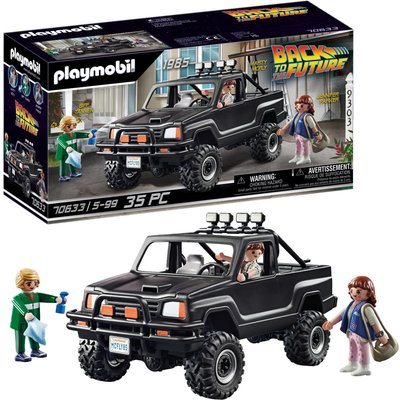 Playmobil 70633 Back to the Future Marty'???s Pickup Truck