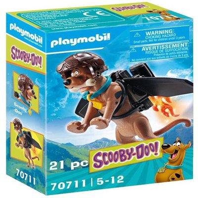 Playmobil 70711 SCOOBY-DOO! Collectible Pilot Figure
