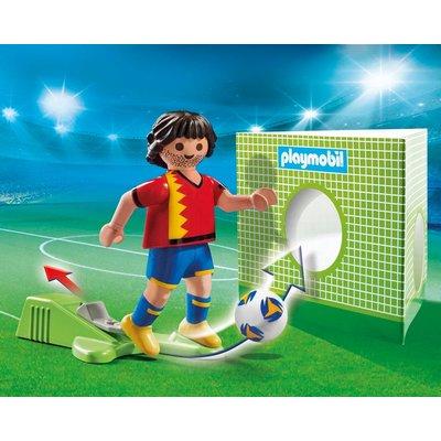 Playmobil 70483 Sports & Action Football National Player Belgium
