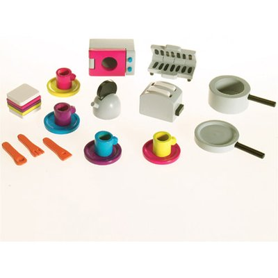 The Dolls House Emporium Ready Steady Cook Accessories