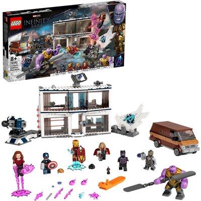 LEGO 76192 Marvel Avengers: Endgame Final Battle Building Set with Thanos Figure and 6 Minifigures