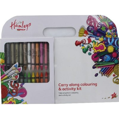 Hamleys Colouring Starter Kit