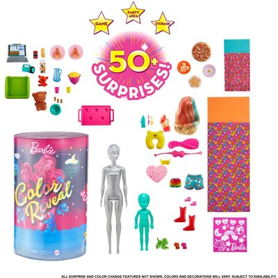 Barbie Slumber Party Fun