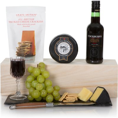 Port & Cheese Selection