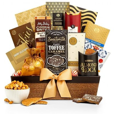 The Sophistication Basket