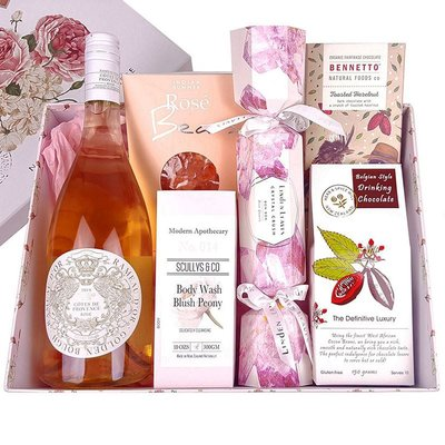 Pink Pamper Box