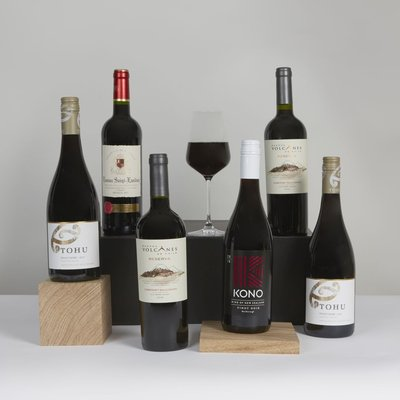 Luxury Weekend Red Wine Case