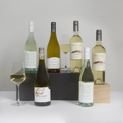Luxury Weekend White Wine Case
