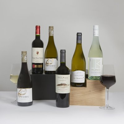 Luxury Weekend Wine Case
