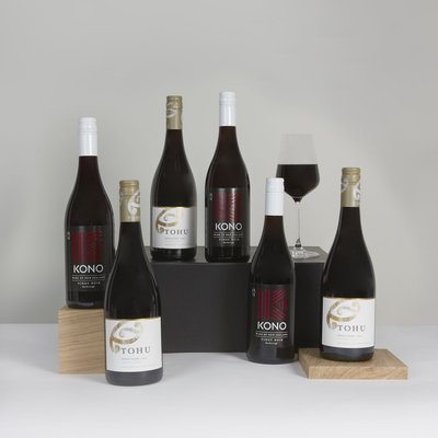 New Zealand Weekend Red Wine Case