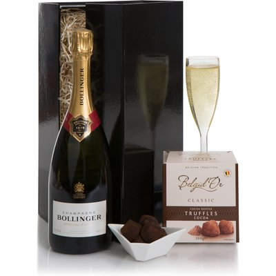 Bollinger Champagne & Chocolate Truffles