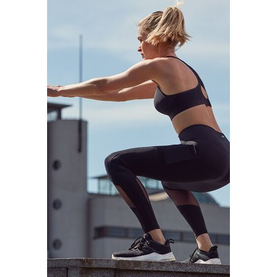 Hunkemöller HKMX Oh My Squat High Waisted Legging Schwarz
