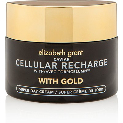 Elizabeth Grant Caviar Cellular Recharge Super Day Cream with Gold 50ml