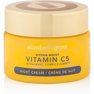Elizabeth Grant Hydra-Moist Vitamin C5 Night Cream 50ml