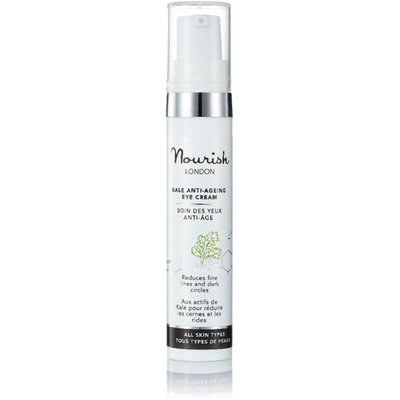 Nourish London Kale Anti-Ageing Eye Cream 10ml