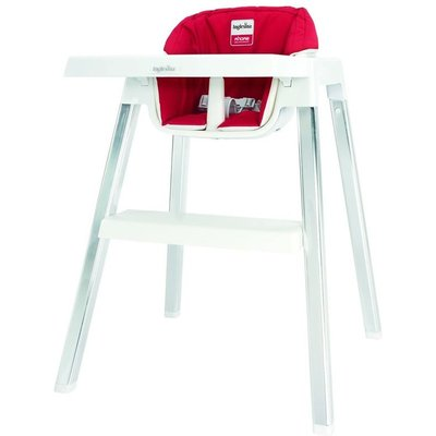 Inglesina Club Highchair-Red CLEARANCE