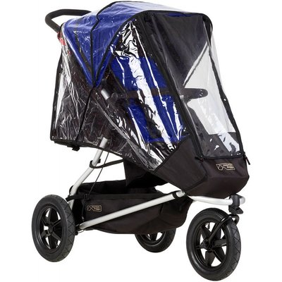 Mountain Buggy +One Storm Cover (New)