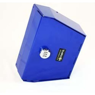 Templock Combination Blue Temporary Door Lock